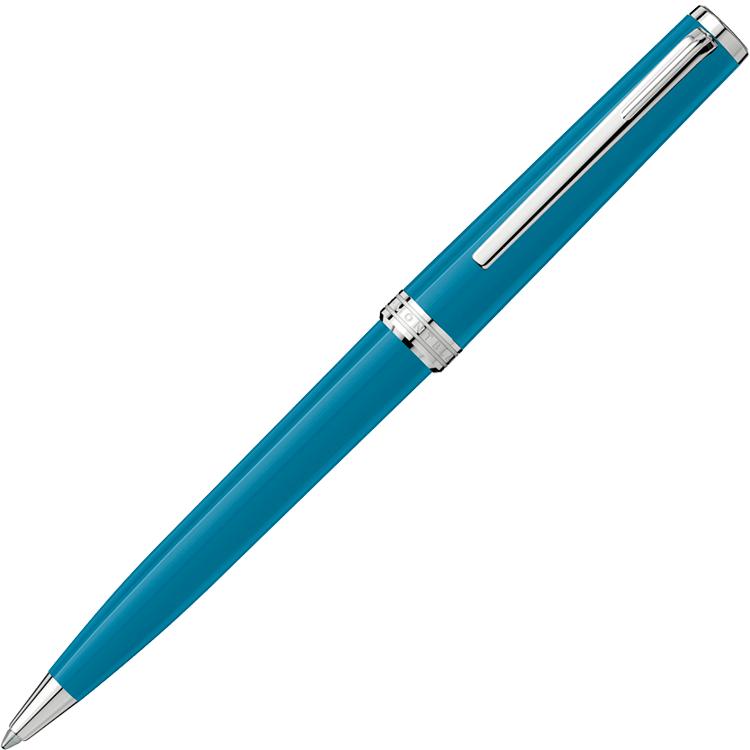 Montblanc Petrol Blue Ballpoint Pen 119351