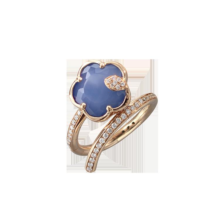 Zlatý Prsten Pasquale Bruni Joli 16011R