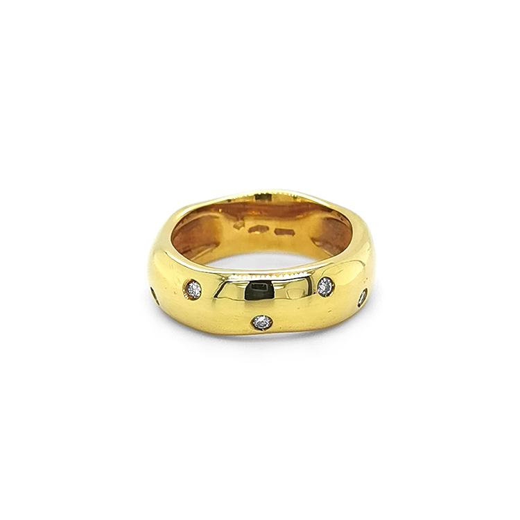 Zlatý Prsten s Diamatny