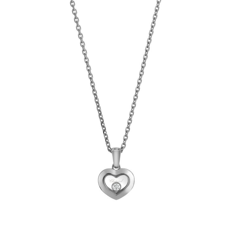 Přívěsek Chopard Happy Diamonds 79A054-1001