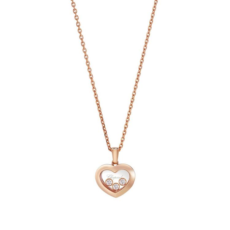 Zlatý Přívěsek Happy Diamonds 79A611-5001