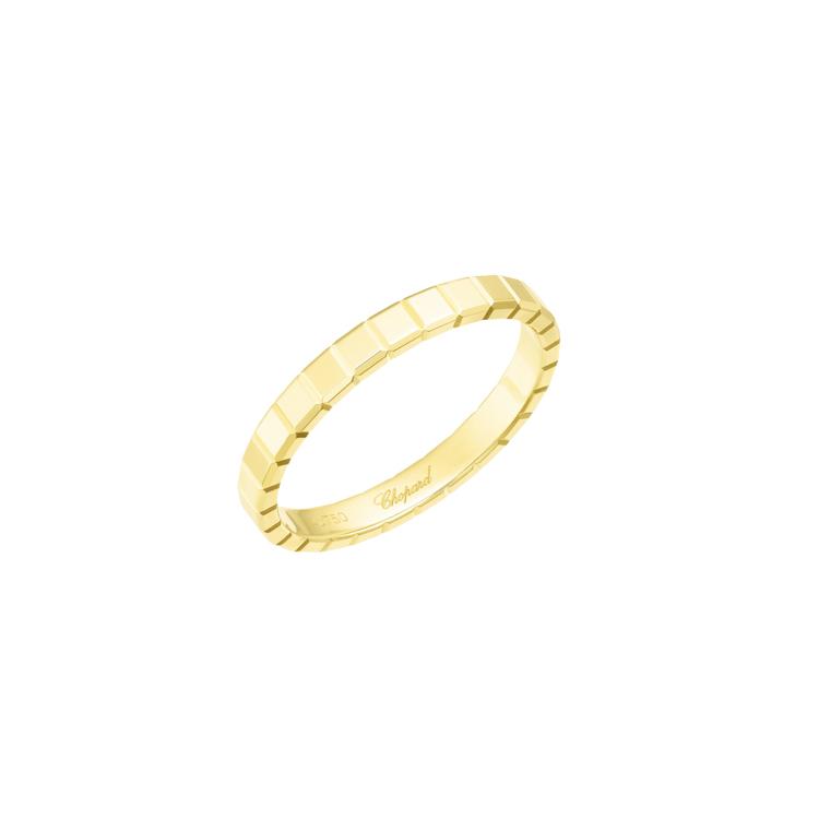 Zlatý Prsten Chopard Ice Cube Pure 827702-0199