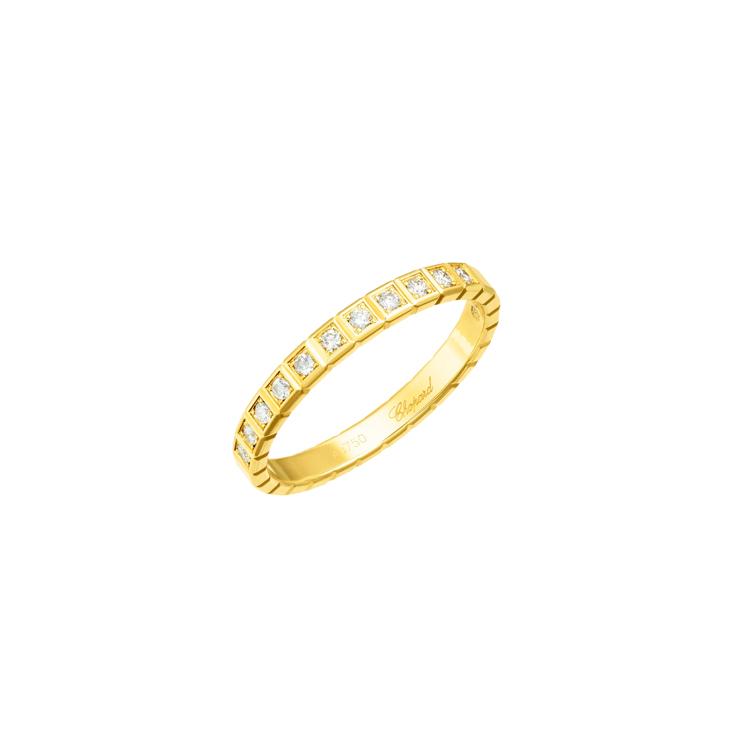 Zlatý Prsten Chopard Ice Cube Pure 827702-0260