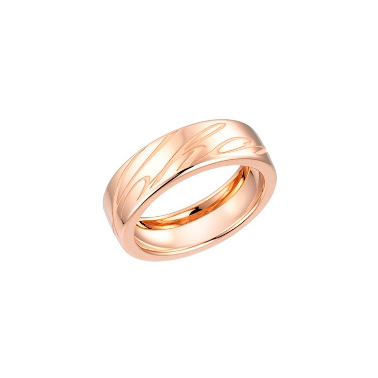 Zlatý Prsten Chopard Chopardissimo 827940-5111