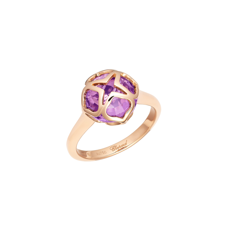 Zlatý Prsten Chopard Imperiale 829225-5010