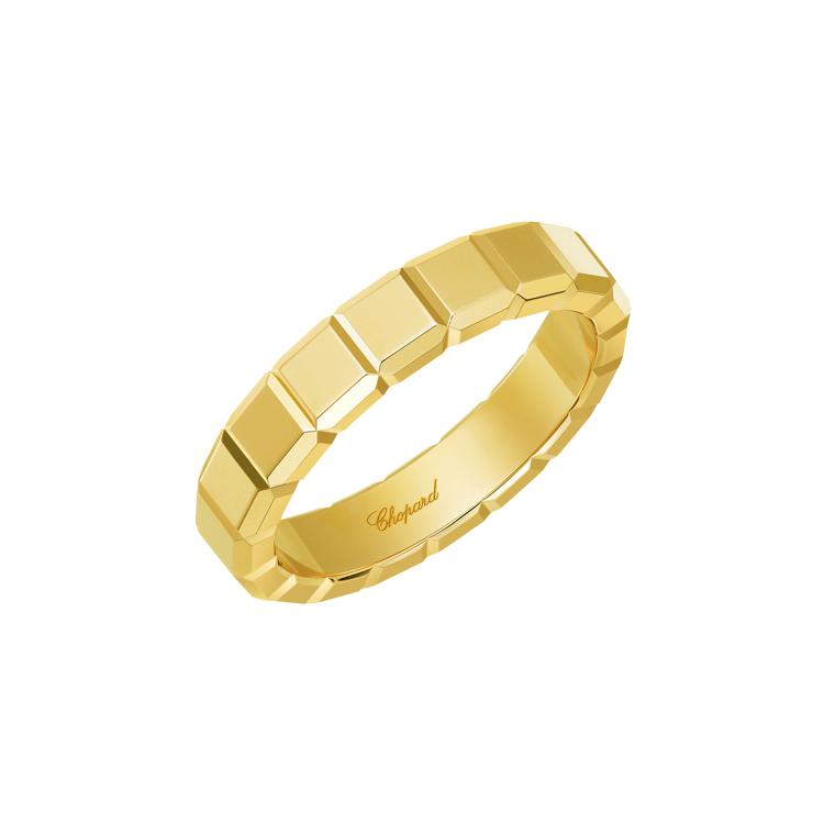 Zlatý Prsten Chopard Ice Cube Pure 829834-0014