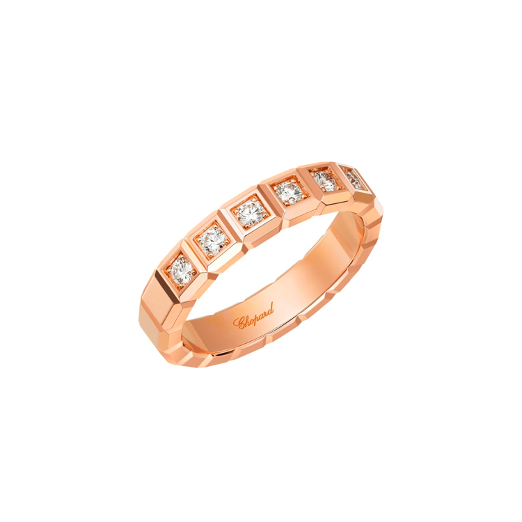 Zlatý Prsten Chopard Ice Cube Pure 829834-5036