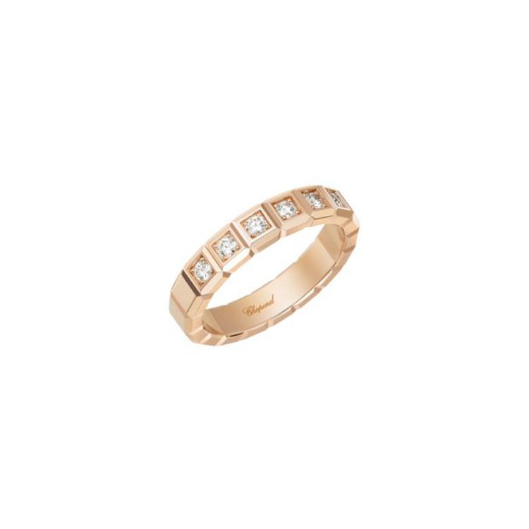 Zlatý Prsten Chopard Ice Cube 829834-5040