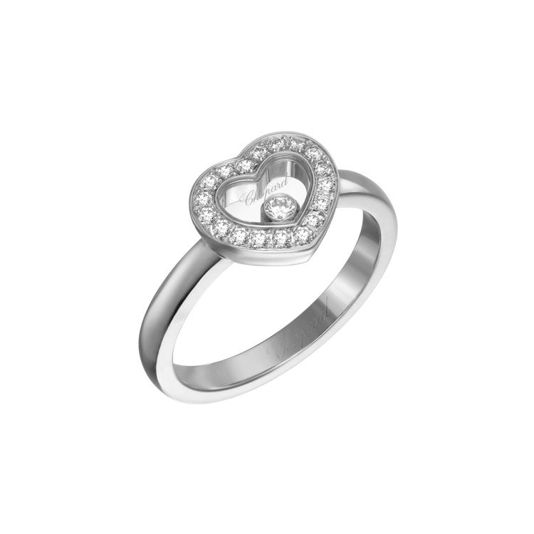 Zlatý Prsten Chopard Happy Diamonds 82A054-1210