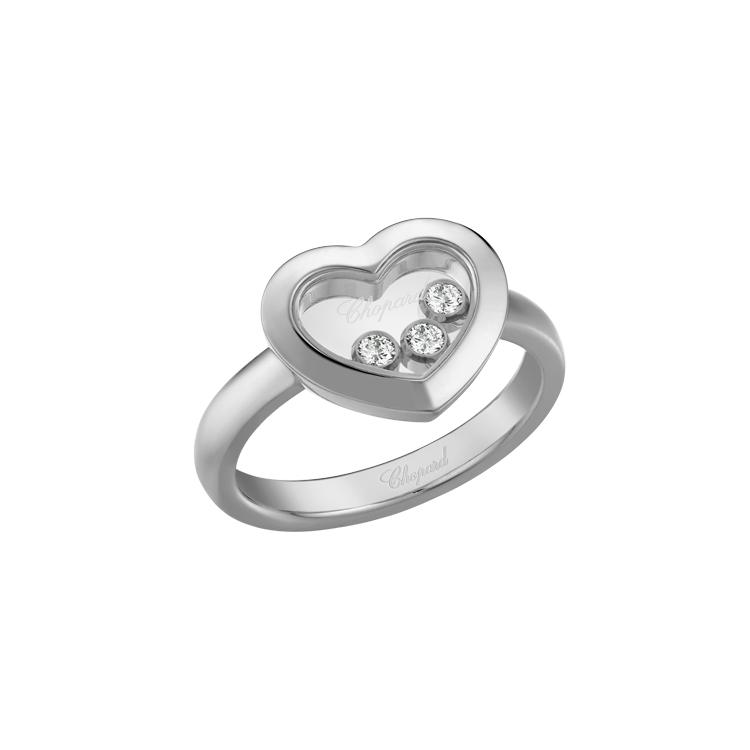 Zlatý Prsten Chopard Happy Diamonds 82A611-1110
