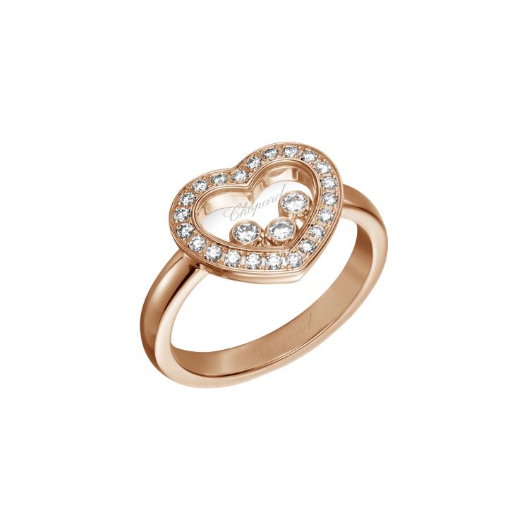 Prsten Chopard Happy Diamonds 82A611-5212