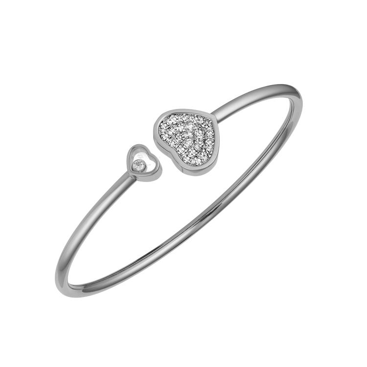 Zlatý Náramek Chopard Happy Hearts 857482-1910