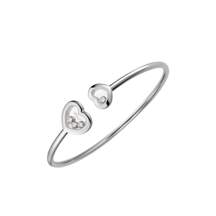Zlatý Náramek Chopard Happy Diamonds 85A614-1002
