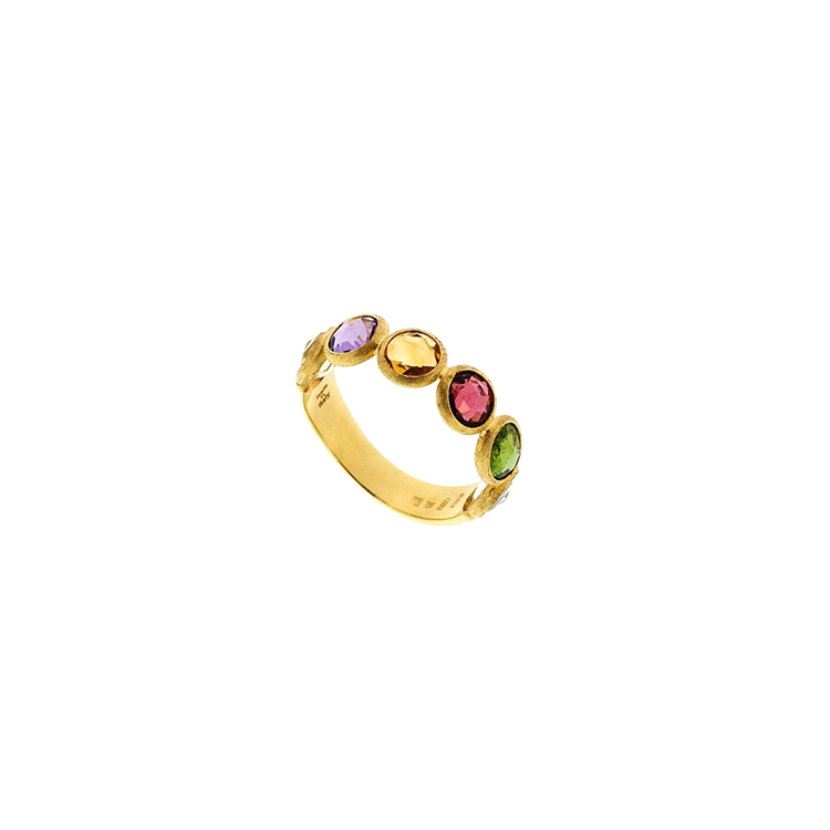 Zlatý Prsten s Polodrahokamy Marco Bicego Jaipur