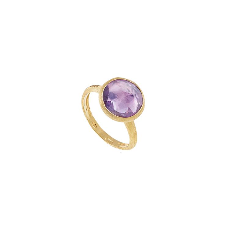 Zlatý Prsten s Ametystem Marco Bicego Jaipur