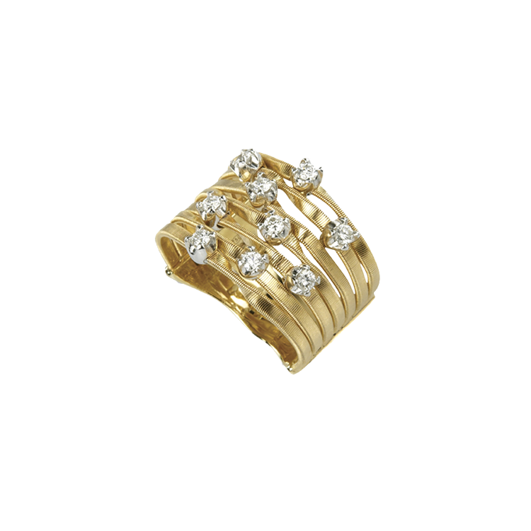 Zlatý Prsten Marco Bicego Marrakech