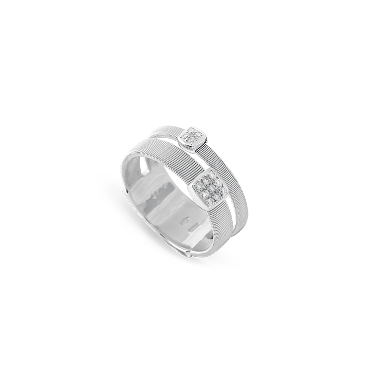 Zlatý Prsten s Diamanty Marco Bicego Masai