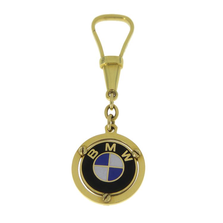 Zlatá klíčenka BMW 32,010 gr