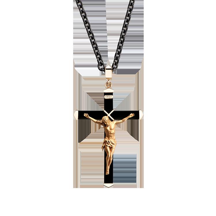 Přívěsek Kříž Magerit Cristo