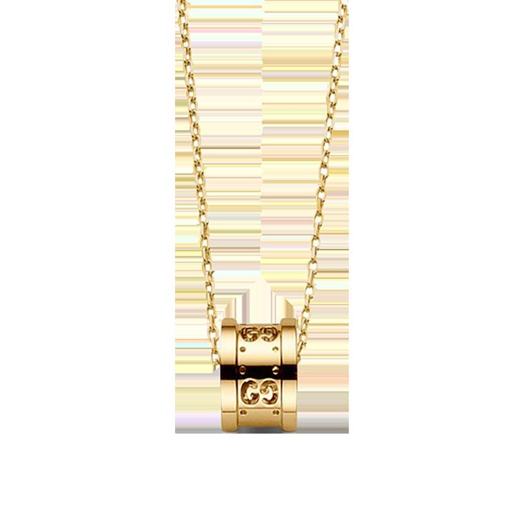 Zlatý Přívěsek Gucci Icon