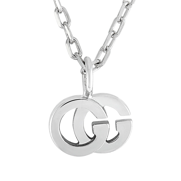 Zlatý Přívěsek Gucci GG Running