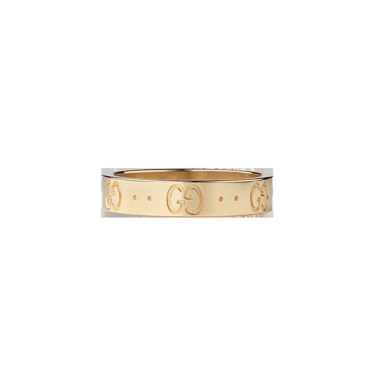 Zlatý Prsten Gucci Icon